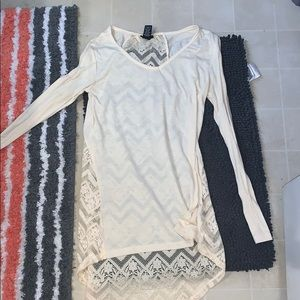 rue 21 long sleeve